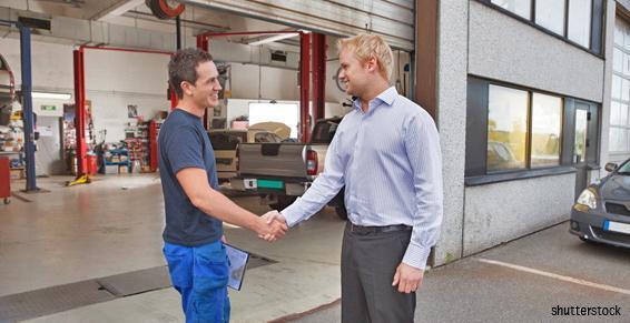 Vente véhicules neufs et occasion - Garage du Stade à Meulan