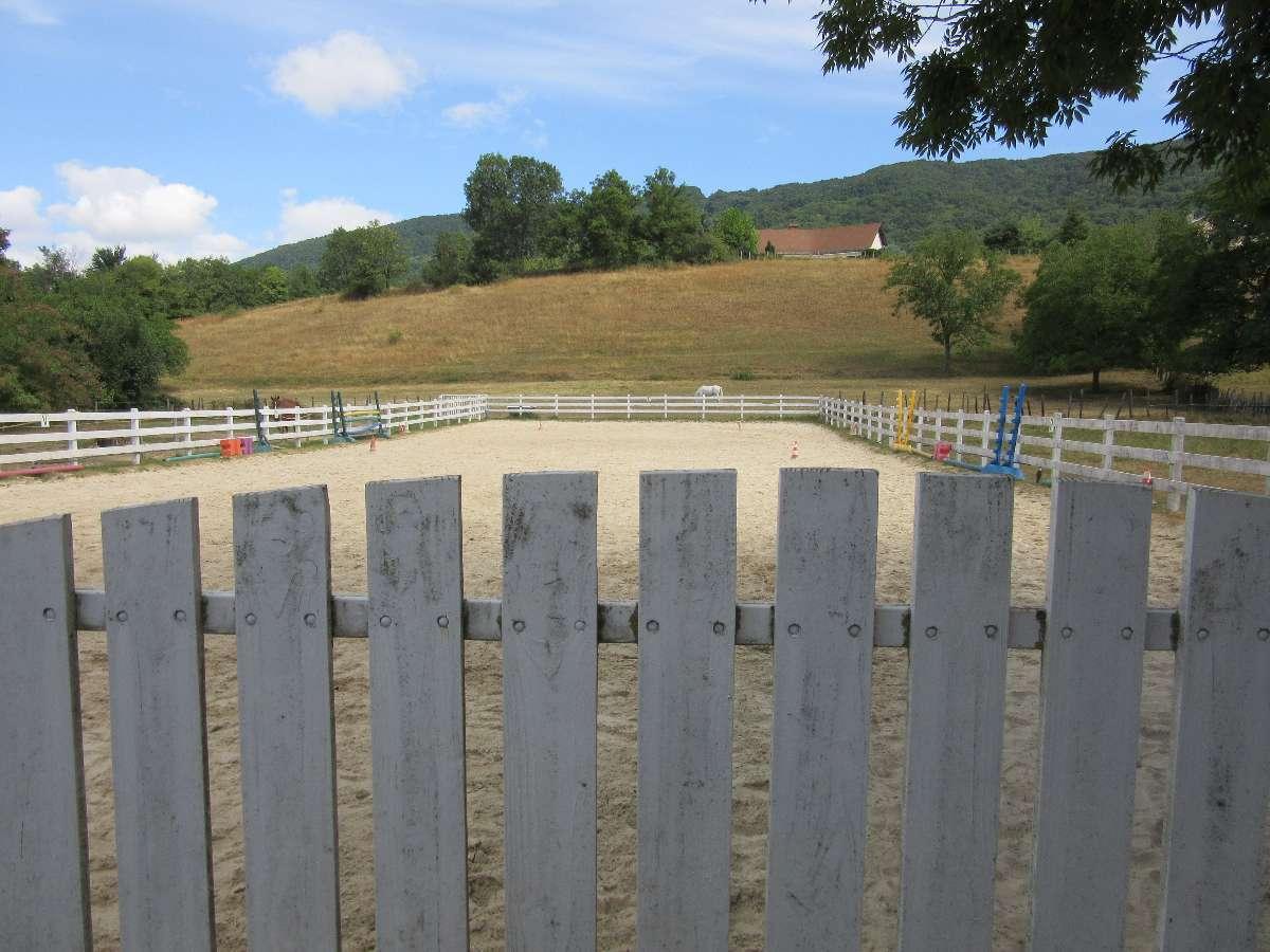 Centre équestre et pension pour chevaux près de Grenoble